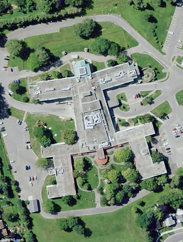 Newmarket Health Centre in Ontario with penis