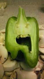pepper scream